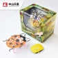 DIY蝴蝶四轴飞行器单手操作儿童玩具新年礼物简单漂亮